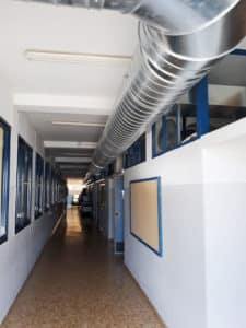 Bioclimatización en centros educativos
