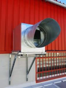 Instalaciones de bioclimatización en industria