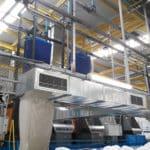 Instalaciones bioclimatización lavandería