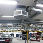 Bioclimatización en talleres