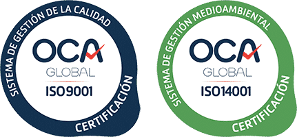 Logotipos ISO9001 ISO14001