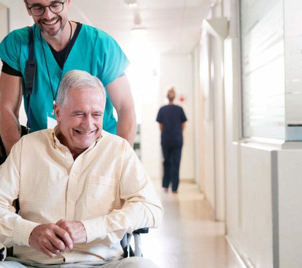 Geriátricos y hospitales, climatizados con sistemas que cuidan la salud