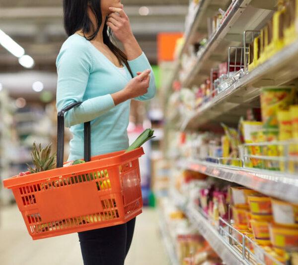 Supermercado con temperatura fresca y estable