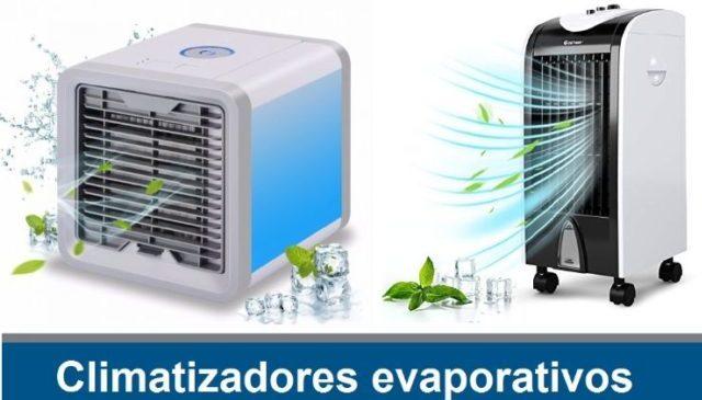 Climatización evaporativa opiniones