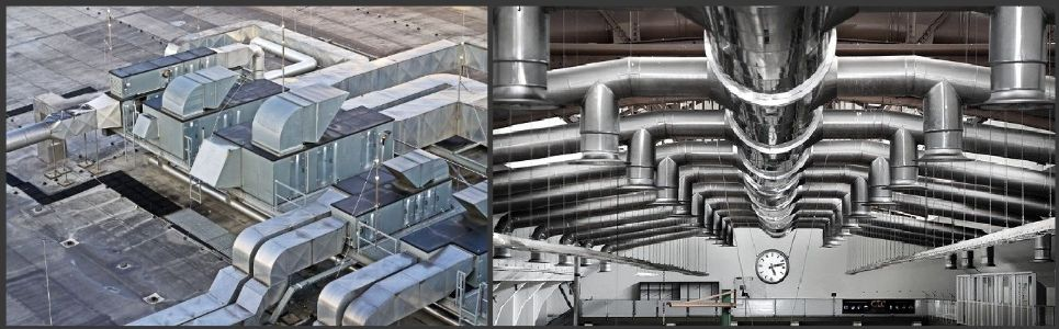 aire acondicionado industrial